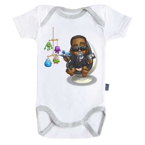 Bébé Agent B