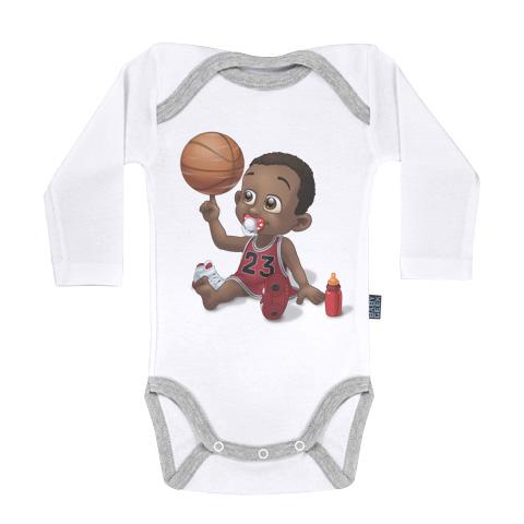 Un jour je serai un basketteur