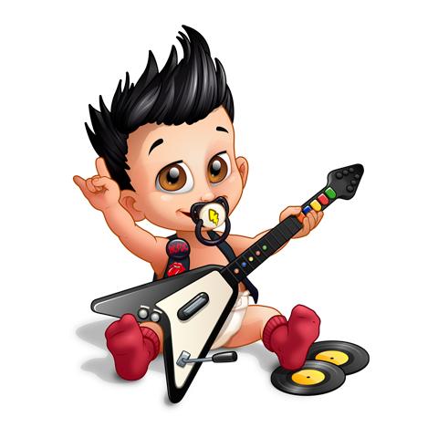 Un jour je serai une rockstar