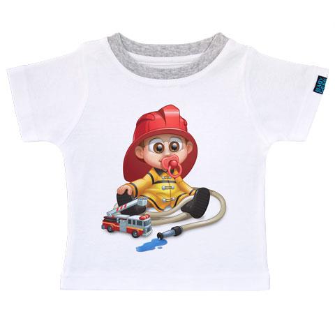 Un jour je serai un pompier
