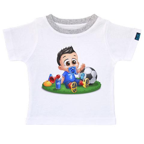 Un jour je serai un footballeur