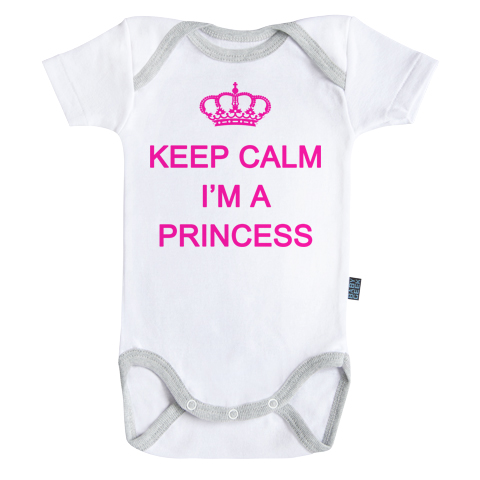 Keep Calm... I'm a Princess