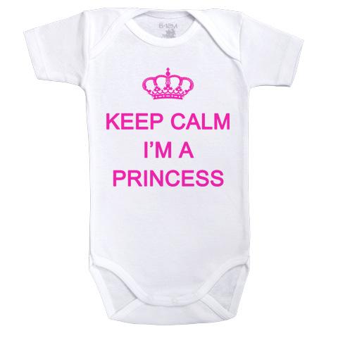 Keep Calm... I'm a Princess