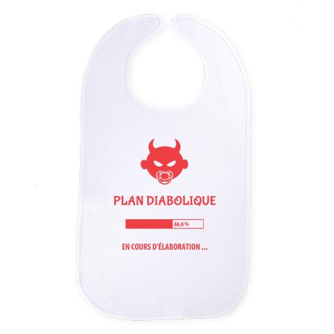 Plan diabolique en cours d'élaboration