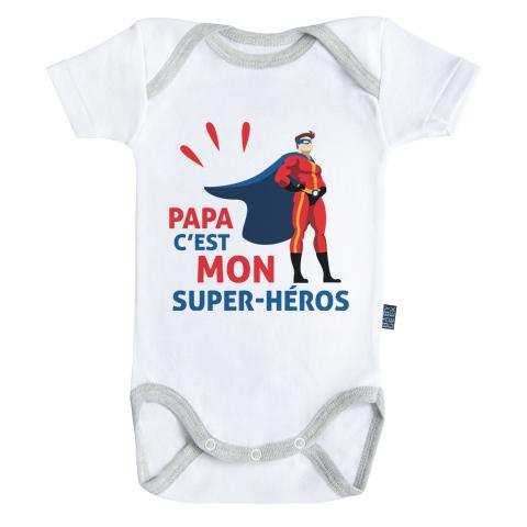 Papa c'est mon super-héros