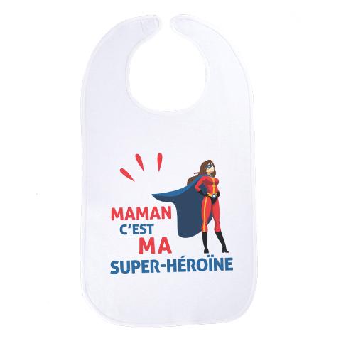Maman c'est ma super-héroïne