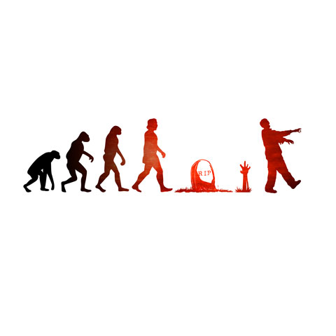 Zombi évolution
