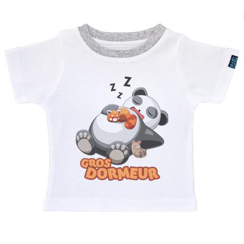 Panda dormeur