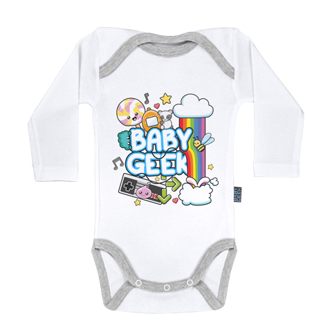 Baby Geek Kawaii