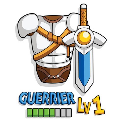 Guerrier LV1
