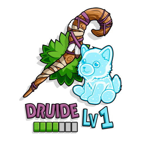 Druide LV1