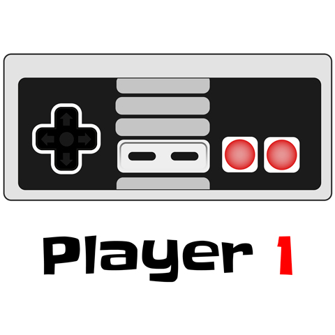 Player 1 retro