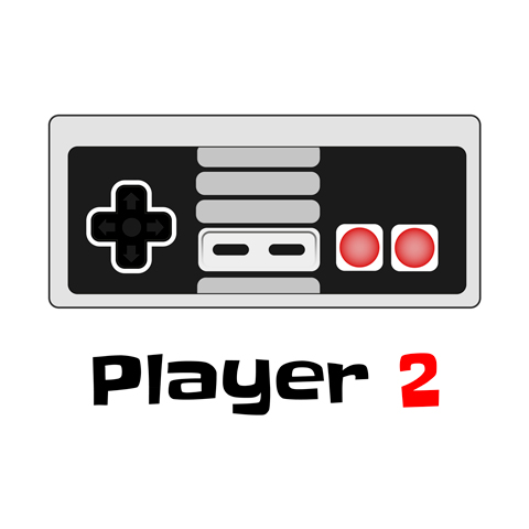 Player 2 retro