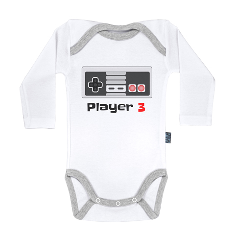Player 3 retro