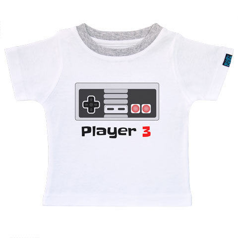 Player 3 retro