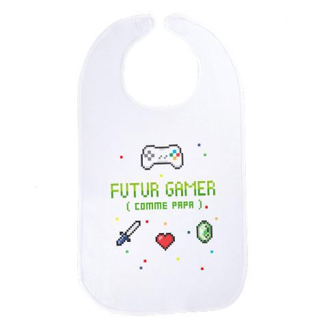 Futur gamer comme papa