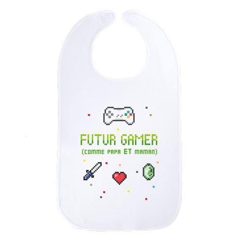 Futur gamer comme papa et maman