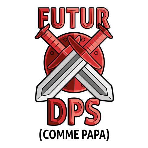 Futur DPS comme papa (version garçon)