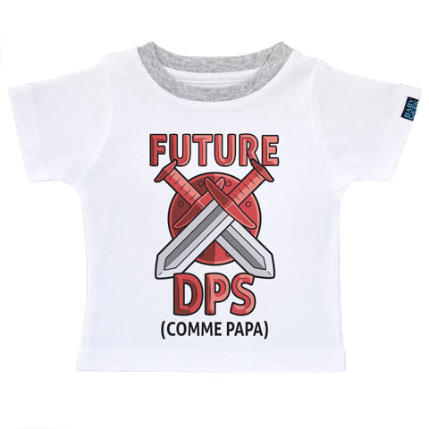 Future DPS comme papa (version fille)