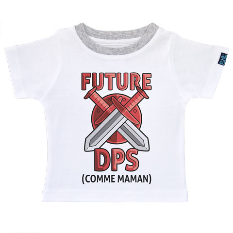 Future DPS comme maman (version fille)