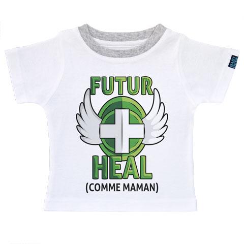Futur Heal comme maman (version garçon)