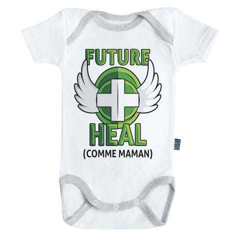 Future Heal comme maman (version fille)