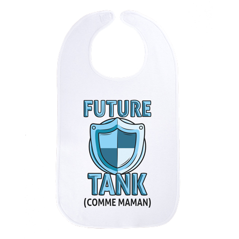 Future tank comme maman (version fille)