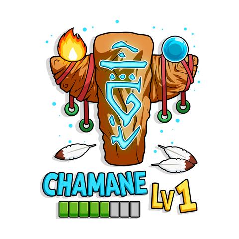 Chamane LV1 (version fille)