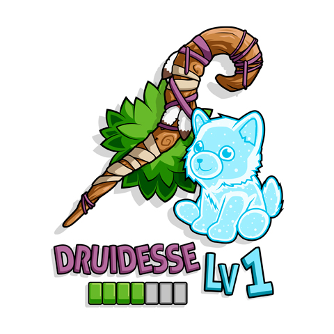 Druidesse LV1