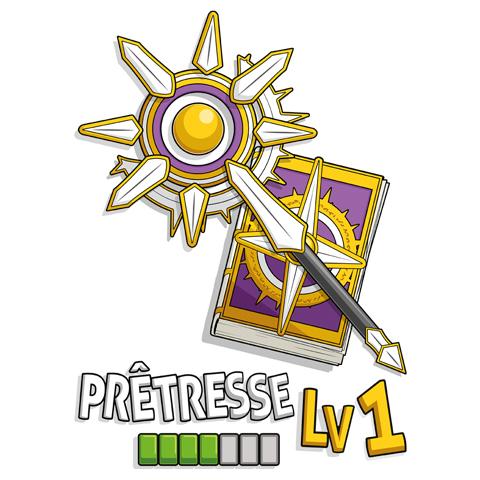 Prêtresse LV1