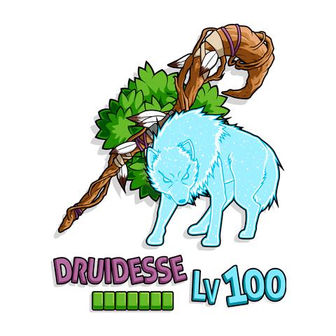 Druidesse LV100