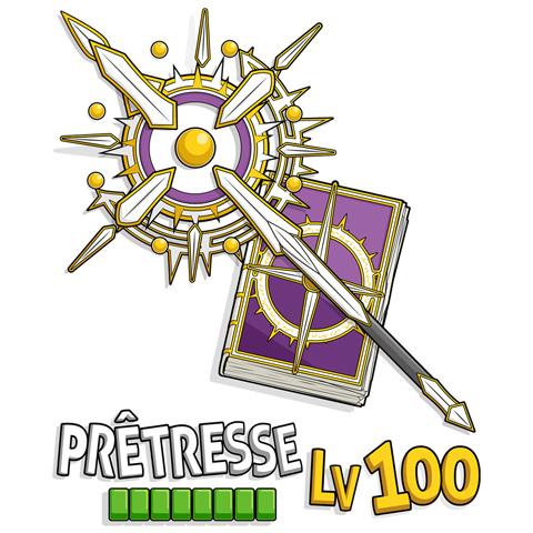 Prêtresse LV100
