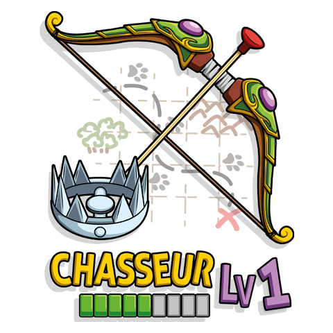 Chasseur LV1