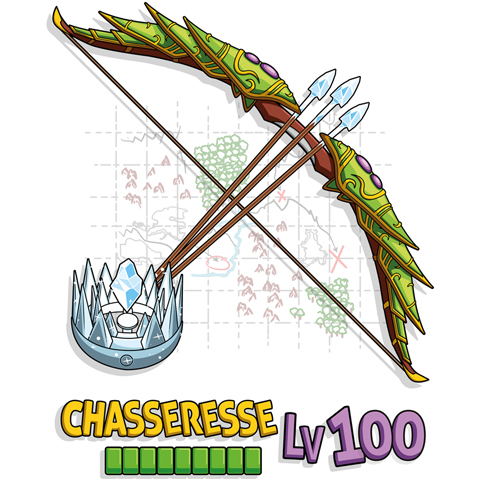 Chasseresse LV100