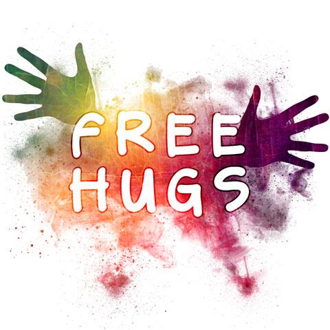 Free Hugs Colors