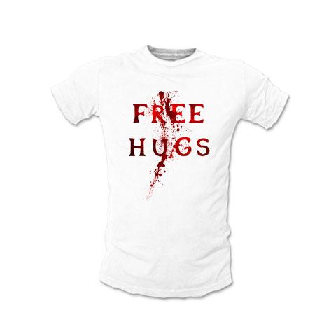 Free Hugs Blood