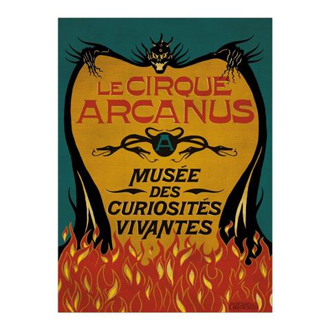 Poster Le Cirque Arcanus