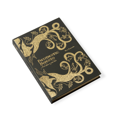 Journal - Fantastic Beasts  and Where  to Find Them