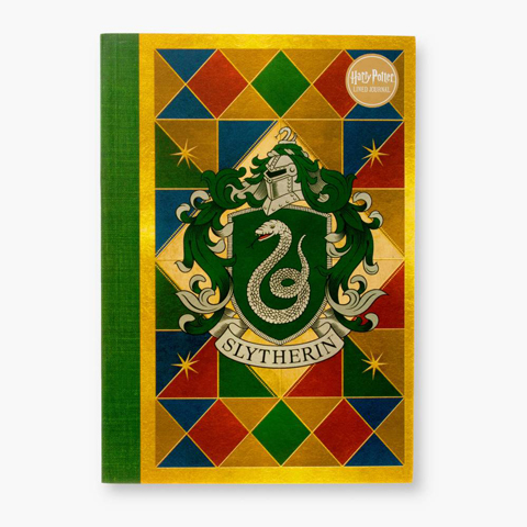 Journal - Slytherin House