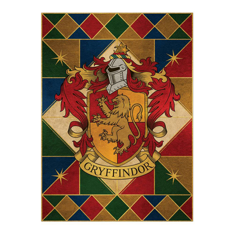 Poster - Armoiries de Gryffindor