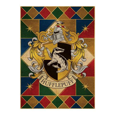 Poster - Armoiries de Hufflepuff
