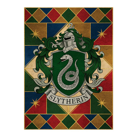 Poster - Armoiries de Slytherin