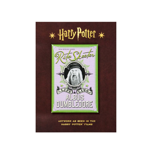 Magnet Harry Potter - The Life and Lies of Albus Dumbledore