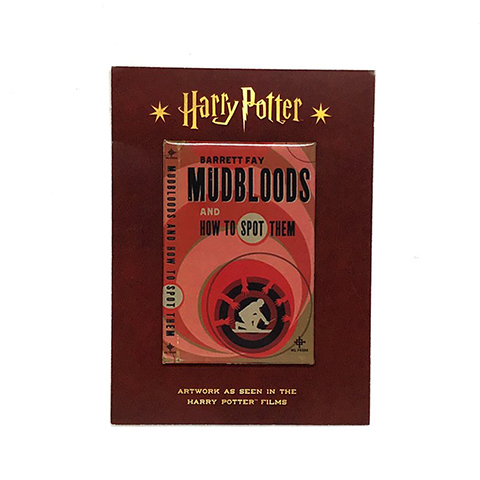 Magnet Harry Potter - Mudbloods and How to spot them