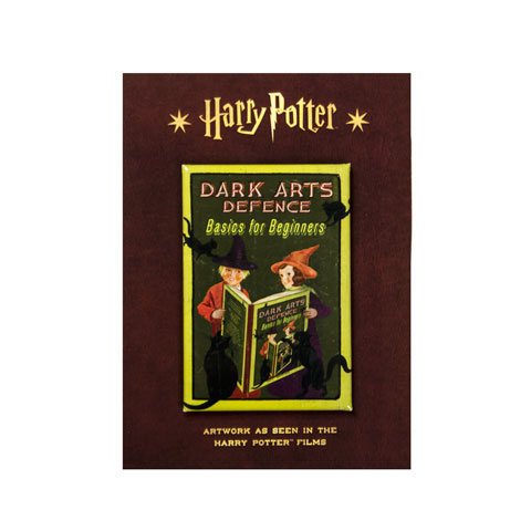 Magnet Harry Potter - Dark Arts Defence: Basics for Beginners