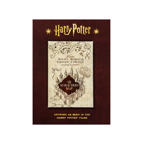 Magnet Harry Potter - The Marauder's Map