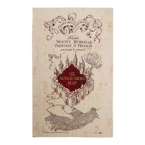 Torchon - The Marauder's Map