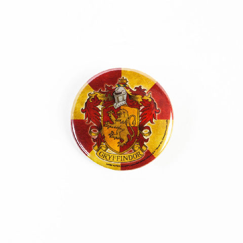 Badge - Armoiries de Gryffindor