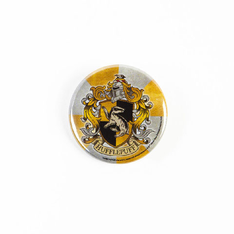Badge - Armoiries de Hufflepuff