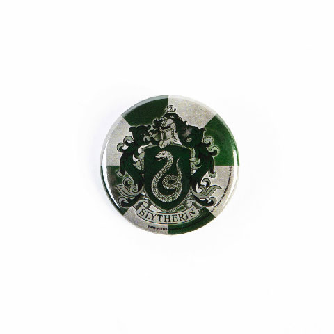 Badge - Armoiries de Slytherin